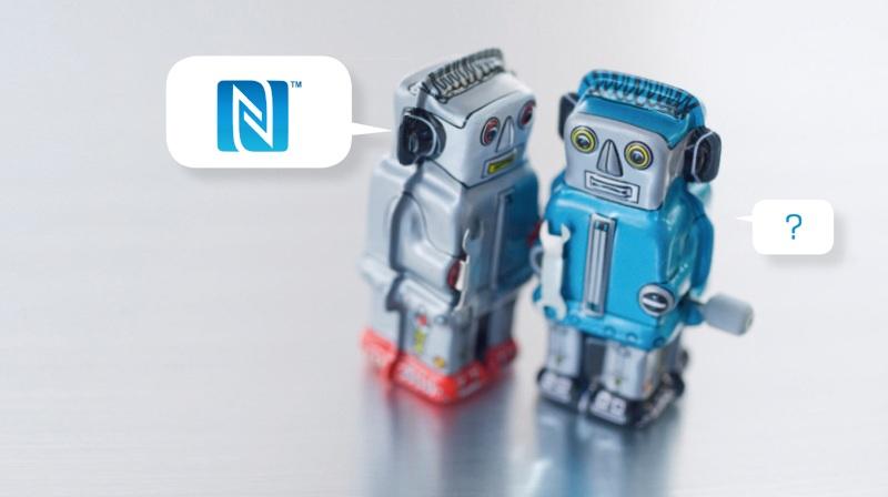 Unterschied von RFID und NFC