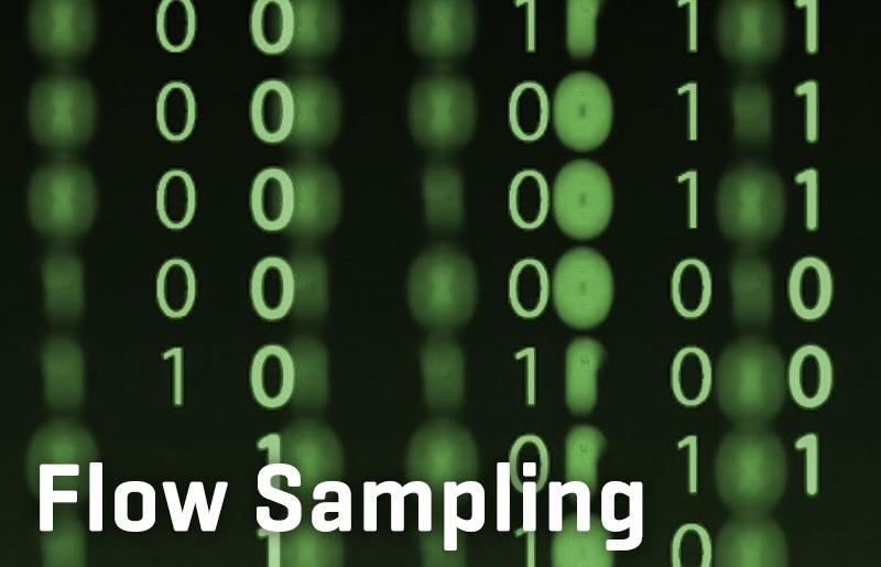 Einsatzszenarien von Flow Sampling