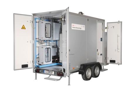 mobiler Prozessgaschromatograf PGC