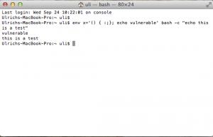 Code zur Überprüfung auf Bash
