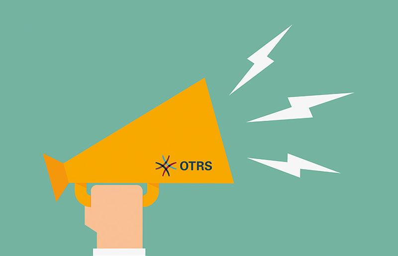 Erfahrungen mit OTRS Release 3.3