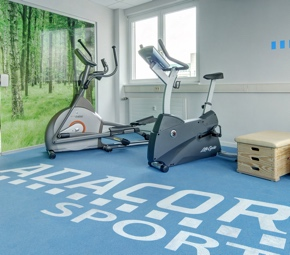 Spinning bei ADACOR
