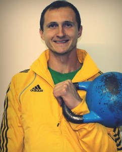 Personaltrainer Karol Szwand