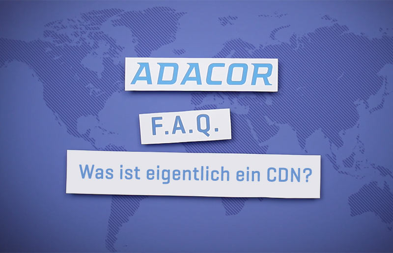 CDN – Wie ein Content Delivery Network funktioniert (Video)