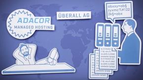 Datenschutz bei Managed Hosting