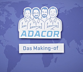 Making Of Video ADACOR Hosting