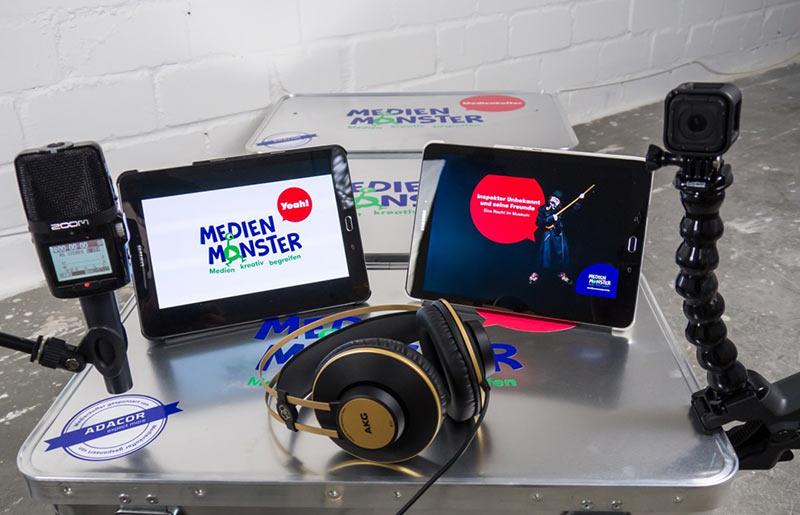 MedienMonster – Neuer Mitarbeiter und zukunftsweisende Projekte