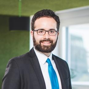 Milan Naybzadeh ADACOR IT-Sicherheitsbeauftragter