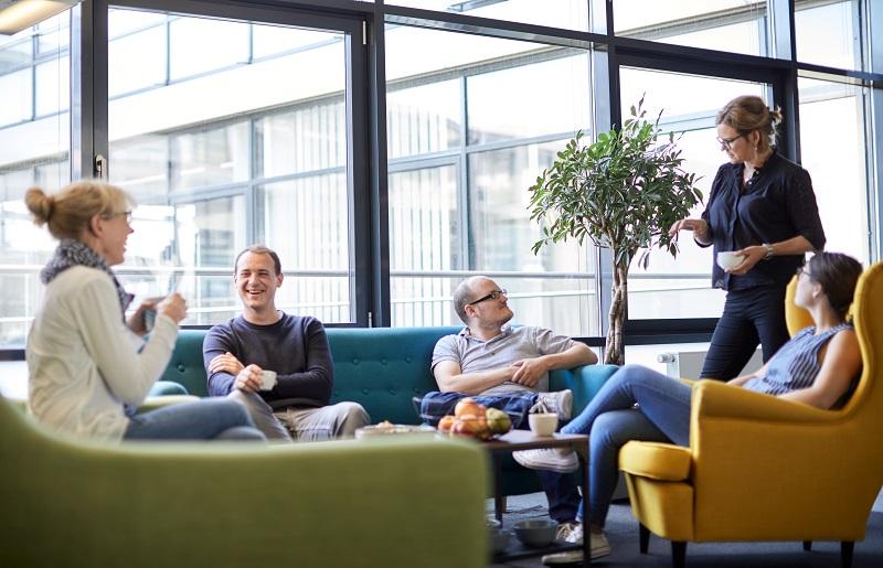 Gelebte und erlebte Arbeitsplatzkultur bei Adacor