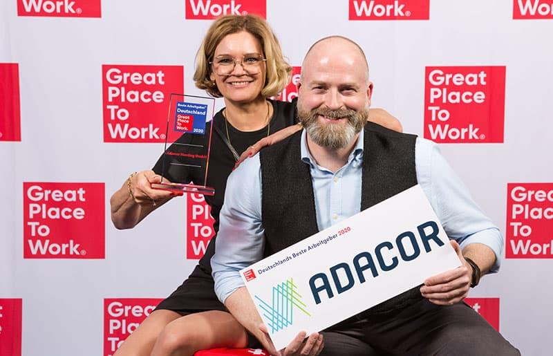 Foto: Gero Breloer, Barbara Köng, Robert Staffl für Great Place to Work®
