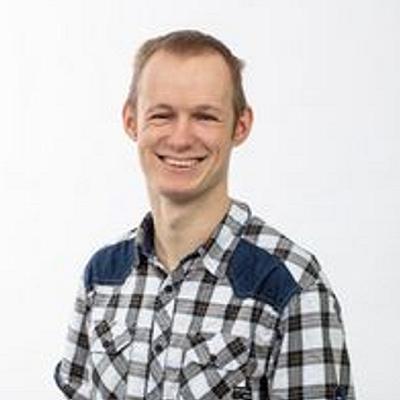 Niels Rieck Mitarbeiterfoto